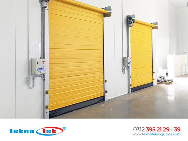 Cold Storage - Refrigeration Systems
