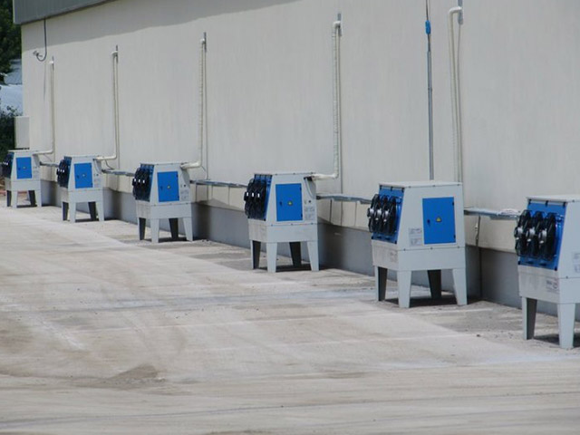Food Cooling Systems